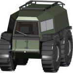 В РФ запатентовали новый вездеход в стиле «Шерпа»