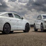 Компания Skoda анонсировала новый электрический купе-кроссовер Enyaq Coupe iV